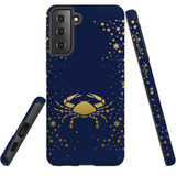 For Samsung Galaxy S21+ Plus Case, Tough Protective Back Cover, Cancer Drawing   Protective Cases   iCoverLover.com.au