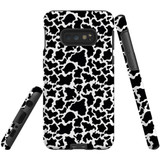 For Samsung Galaxy S10e Case, Tough Protective Back Cover, Cow Pattern | Protective Cases | iCoverLover.com.au