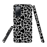 For Samsung Galaxy S20 FE Fan Edition Case, Tough Protective Back Cover, Cow Pattern | Protective Cases | iCoverLover.com.au
