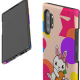 For Samsung Galaxy Note 20 UItra/Note 20/Note 10+ Plus/Note 10/9 Case, Tough Protective Back Cover, Cute Bunny | Protective Cases | iCoverLover.com.au