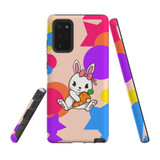 For Samsung Galaxy Note 20 Case, Tough Protective Back Cover, Cute Bunny | Protective Cases | iCoverLover.com.au