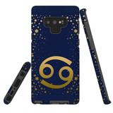 For Samsung Galaxy Note 9 Case, Tough Protective Back Cover, Cancer Sign | Protective Cases | iCoverLover.com.au