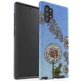 For Samsung Galaxy Note 20 UItra/Note 20/Note 10+ Plus/Note 10/9 Case, Tough Protective Back Cover, Dandelion Sky   Protective Cases   iCoverLover.com.au