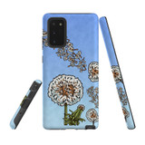 For Samsung Galaxy Note 20 Case, Tough Protective Back Cover, Dandelion Sky   Protective Cases   iCoverLover.com.au
