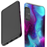 For Samsung Galaxy A51 5G/4G, A71 5G/4G, A90 5G Case, Tough Protective Back Cover, Abstract Galaxy   Protective Cases   iCoverLover.com.au