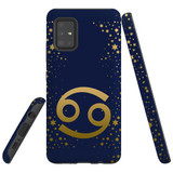 For Samsung Galaxy A51 5G Case, Tough Protective Back Cover, Cancer Sign | Protective Cases | iCoverLover.com.au