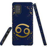 For Samsung Galaxy A71 4G Case, Tough Protective Back Cover, Cancer Sign | Protective Cases | iCoverLover.com.au