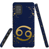 For Samsung Galaxy A71 5G Case, Tough Protective Back Cover, Cancer Sign | Protective Cases | iCoverLover.com.au