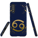 For Samsung Galaxy A90 5G Case, Tough Protective Back Cover, Cancer Sign | Protective Cases | iCoverLover.com.au