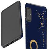 For Samsung Galaxy A51 5G/4G, A71 5G/4G, A90 5G Case, Tough Protective Back Cover, Leo Sign   Protective Cases   iCoverLover.com.au