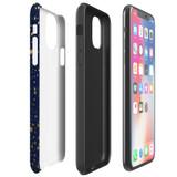 For Apple iPhone 13 Pro Max/13 Pro/13/13 mini,12 Pro Max/12 Pro/12/12 mini Case, Tough Protective Back Cover, Cancer Sign   Protective Cases   iCoverLover.com.au