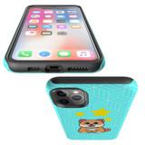 For Apple iPhone 13 Pro Max/13 Pro/13/13 mini,12 Pro Max/12 Pro/12/12 mini Case, Tough Protective Back Cover, Shiba Inu Dog   Protective Cases   iCoverLover.com.au