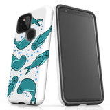 For Google Pixel 4a 5G Case, Tough Protective Back Cover, Baby Seals   Protective Cases   iCoverLover.com.au