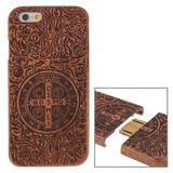 Benedictine Detachable Wood iPhone 6 & 6S Case | Wooden iPhone Cases | Wooden iPhone 6 & 6S Covers | iCoverLover