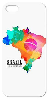 Colorful Brazil iPhone 6 & 6S Case | Protective iPhone Cases | Protective iPhone 6 & 6S Covers