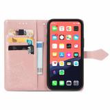For iPhone 13 Pro Max, 13, 13 Pro, 13 mini Case, Mandala Design Wallet Cover, Rose Gold   PU Leather Cases   iCoverLover.com.au