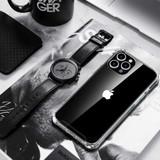 iPhone 13 Pro Max, 13, 13 Pro, 13 mini Case, Light Acrylic Protective Cover, Clear | iCoverLover Australia