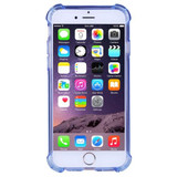 Blue Clear Grippy iPhone 6 & 6S Case | Protective iPhone Cases | Protective iPhone 6 & 6S Covers