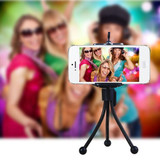 Flexible Octopus Tripod for iPhone 6 & 6 Plus / iPhone 5 & 5S / 5.5-8.0cm Width Mobile Phone  | iPhone 4, 4s & 5, 5s,SE & 6,6S Accessories