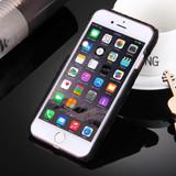 Black Faux Fur iPhone SE (2020) / 8 / 7 Case | Faux Fur iPhone SE (2020) / 8 / 7 Cases | Protective iPhone SE (2020) / 8 / 7 Covers | iCoverLover