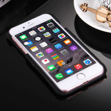 Black Faux Fur iPhone SE (2020) / 8 / 7 Case   Faux Fur iPhone SE (2020) / 8 / 7 Cases   Protective iPhone SE (2020) / 8 / 7 Covers   iCoverLover