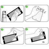 Clear iPad mini 4 PET Screen Protector   iPad Mini Screen Protector Foils   iCoverLover