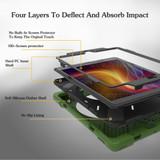 Army Green Hand-strap Armor iPad 2017 9.7-inch Case | Armor iPad 2017 Cases |  Armor iPad 2017 Covers | iCoverLover