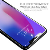 Black iPhone 11 Pro & XS & X Full Edge to Edge 3D Tempered Glass Screen Protector| Protective iPhone 11 Pro & XS & X Screen Protectors | Strong iPhone 11 Pro & XS & X Glass Screen Protector | iCoverLover