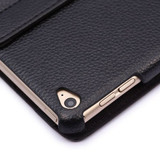 Black Rotatable Flip Leather iPad Air 2 Case