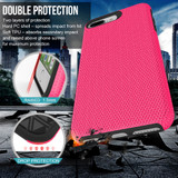 Pink Armor iPhone 6 PLUS & 6S PLUS Case   Protective iPhone Cases   Protective iPhone 6 PLUS & 6S PLUS Covers   iCoverLover