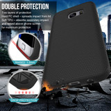 Black Armor Samsung Galaxy S7 Edge Case   Protective Samsung Galaxy S7 Edge Cases   Protective Samsung Galaxy S7 Edge Covers   iCoverLover