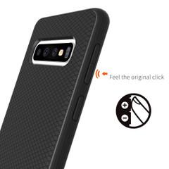 Samsung Galaxy S10 Armour Case, Snap Black
