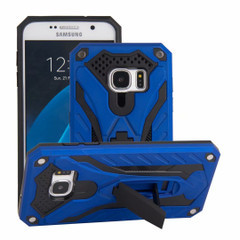 Samsung Galaxy S7 Case, Armour Strong Shockproof Cover with Kickstand, Blue | Armor Samsung Galaxy S7 Cases | Armor Samsung Galaxy S7 Covers | iCoverLover