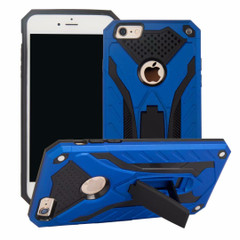 iPhone 6 & 6S Case, Armour Strong Shockproof Cover with Kickstand, Blue | Armor iPhone 6 & 6S Cases | Armor iPhone 6 & 6S Covers | iCoverLover