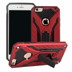 iPhone 6 & 6S Case, Armour Strong Shockproof Cover with Kickstand, Red | Armor iPhone 6 & 6S Cases | Armor iPhone 6 & 6S Covers | iCoverLover