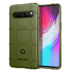 Samsung Galaxy S10 5G Army Green Shockproof Rugged Shield Full Coverage Protective Silicone Case   Free Delivery across Australia