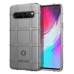 Samsung Galaxy S10 5G Grey Shockproof Rugged Shield Full Coverage Protective Silicone Case | Free Delivery across Australia