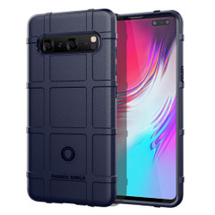 Samsung Galaxy S10 5G Blue Shockproof Rugged Shield Full Coverage Protective Silicone Case | Free Delivery across Australia