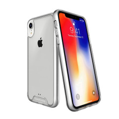 iPhone XR Case, iCoverLover Shockproof Cover Clear | Protective Apple iPhone XR Cases | Protective Apple iPhone XR Covers | iCoverLover