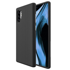 Galaxy Note 10+ Plus Black Armour Back Case | iCoverLover