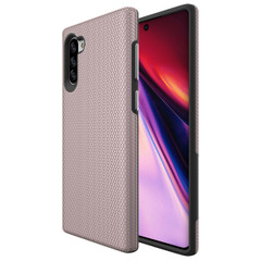 Galaxy Note 10 Rose Gold Armour Back Case | iCoverLover