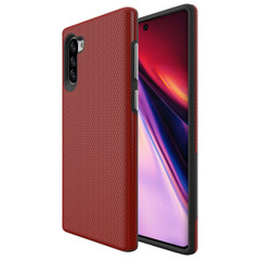 Galaxy Note 10 Red Armour Back Case | iCoverLover