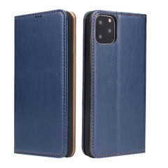 iPhone 11 Pro Case Leather Flip Wallet Folio Cover with Stand | Leather iPhone 11 Pro Covers | Leather iPhone 11 Pro Cases | iCoverLover
