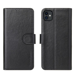 iPhone 11, 11 Pro, 11 Pro Max Case Flip Genuine Leather Wallet | iCoverLover | Australia