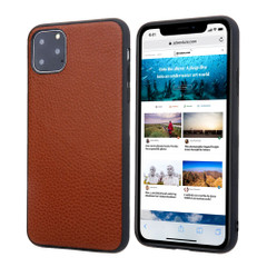 iPhone 11 Genuine Leather Slim Fit Case | iCoverLover | Australia