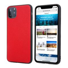 iPhone 11 Pro Max Genuine Leather Slim Fit Case   iCoverLover   Australia