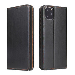 iPhone 11 Pro Max Case Leather Flip Wallet Folio Cover with Stand | Leather iPhone 11 Pro Max Covers | Leather iPhone 11 Pro Max Cases | iCoverLover