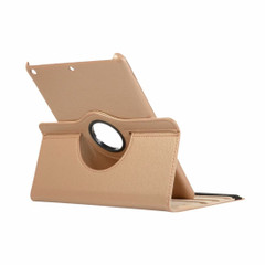 iPad 10.2 Inch (2019) Rotatable Stand Flip PU Leather Case   iCoverLover Australia