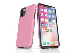 iPhone 11 Pro Max, 11 Pro, 11, XS Max, XS/X, XR, 8/7/6 Plus, SE/5S/5 Tough Case, Pink | iCoverLover
