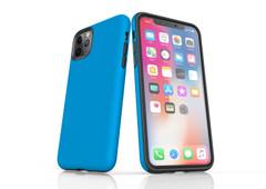 iPhone 11 Pro Max, 11 Pro, 11, XS Max, XS/X, XR, 8/7/6 Plus, SE/5S/5 Tough Case, Turquoise   iCoverLover